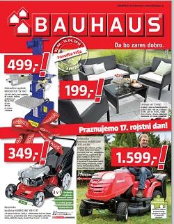 Bauhaus katalog izdelkov