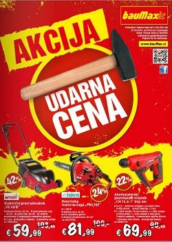 Baumax katalog Udarna cena do 27.4.