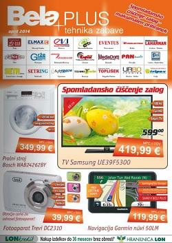 Bela Plus katalog april 2014