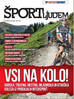 Intersport katalog Vsi na kolo