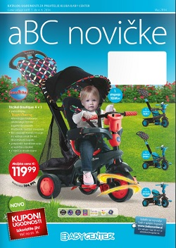Baby Center katalog maj 2014