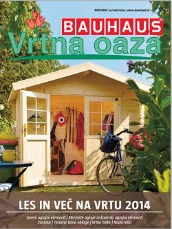 bauhaus katalog vrtna oaza 2014. Black Bedroom Furniture Sets. Home Design Ideas