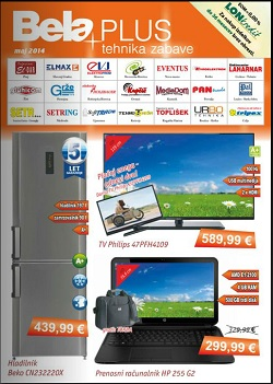 Bela Plus katalog maj 2014