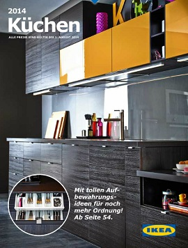 Ikea katalog kuhinj