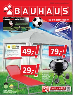 Bauhaus katalog junij 2014