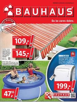 Bauhaus katalog julij 2014