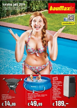 Baumax katalog julij 2014