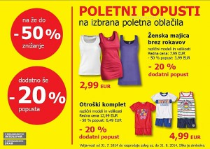 Spar in Interspar poletni popusti do 31. 08.