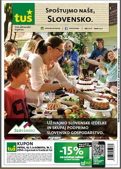 Tuš katalog trgovine in franšize do 22. 7.