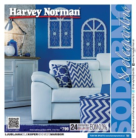 Harvey Norman katalog Sodobno in Elegantno