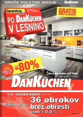 Lesnina katalog kuhinj Dan Kuchen   {Dan küchen katalog 45}