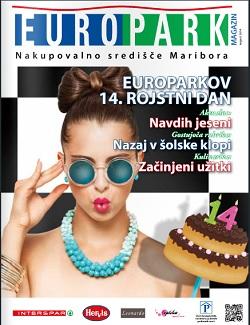 Europark katalog avgust 2014