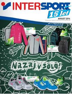Intersport katalog Nazaj v šolo