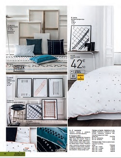 La Redoute katalog Notranjost