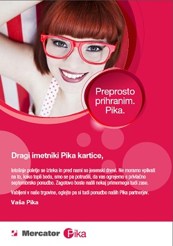 Mercator katalog Pika september 2014