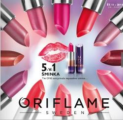 Oriflame katalog 11 2014