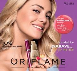 Oriflame katalog 12 2014