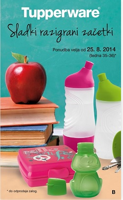 Tupperware katalog september 2014