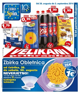 Eurospin katalog do 3.9.