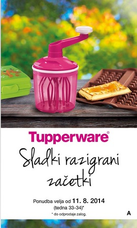 Tupperware katalog avgust 2014