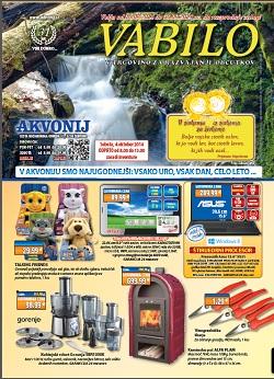 Akvonij katalog september 2014