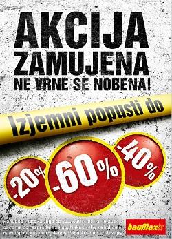 Baumax katalog Izjemni popusti do 12. 10.