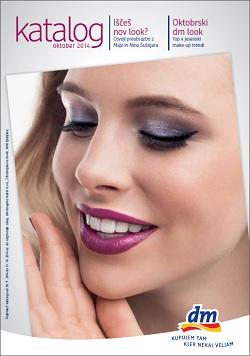 DM katalog oktober 2014