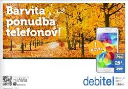 Debitel katalog jesen 2014