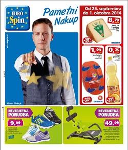 Eurospin katalog do 1. 10.