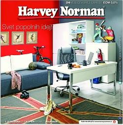 Harvey Norman katalog Svet popolnih idej