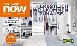 Ikea katalog Avstrija jesen 2014