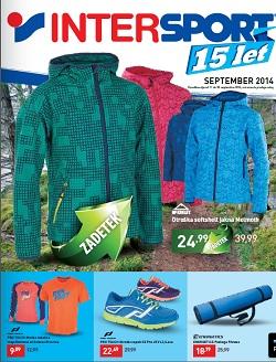 Intersport katalog september 2014