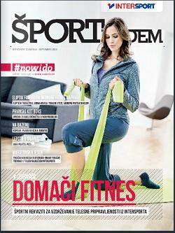 Intersport katalog Šport ljudem – fitnes