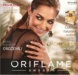 Oriflame katalog 14 2014