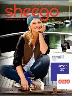Otto katalog Sheego Jesen 2014