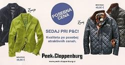 Peek&Cloppenburg katalog jesen 2014