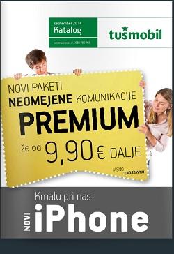 Tušmobil katalog september 2014