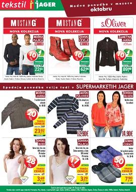 Jager katalog tekstil Oktober 2014