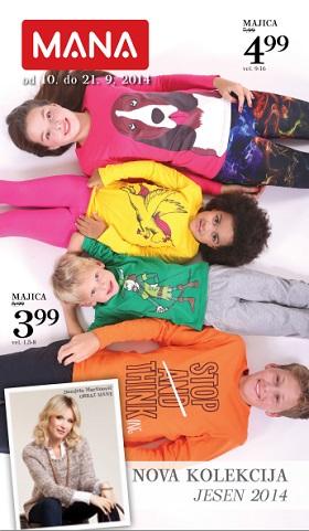 Mana katalog September 2014