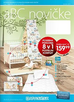Baby Center katalog oktober 2014