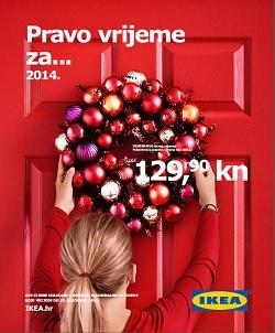 Ikea katalog Hrvaška Zima 2014/15