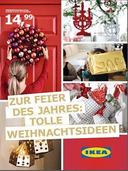 Ikea katalog Avstrija Zima 2014