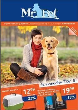 MrPet katalog oktober november 2014