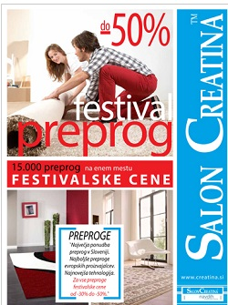 Salon Creatina katalog do 31. 11.