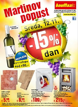 Baumax katalog do 23. 11.