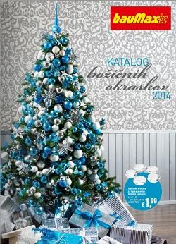 Baumax katalog Božič 2014