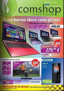 Comshop katalog november 2014
