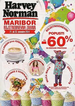 Harvey  Norman katalog Maribor do 23. 11.