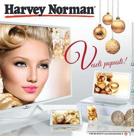 Harvey Norman katalog Veseli popusti