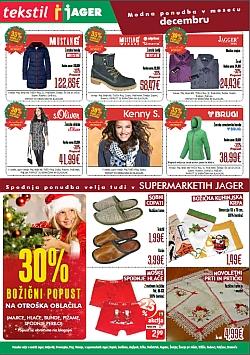 Jager katalog tekstil do 23. 12.